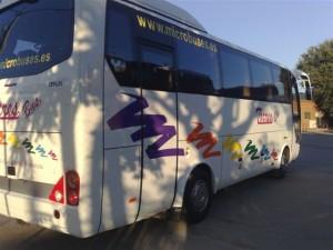 Alquiler autocares en Madrid