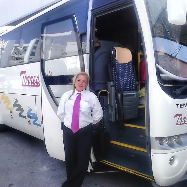 alquiler de autobus con conductor