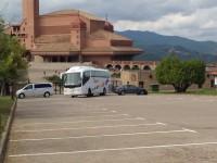 Alquiler autobuses bodas en Madrid y Toledo