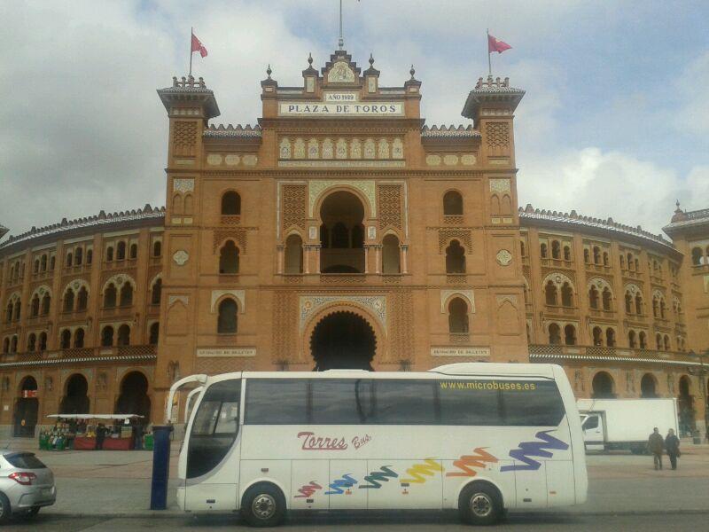 Getafe autobus de alquiler - Minibus para Bodas